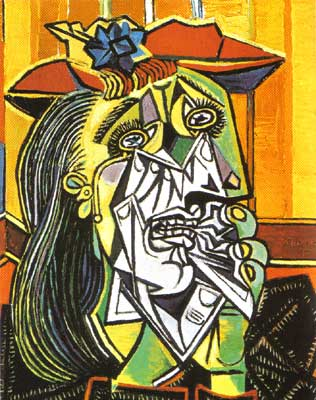Pablo picasso cubism for Picasso painting names
